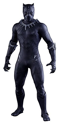 Figura Hottoys Black Panther 33 Cm