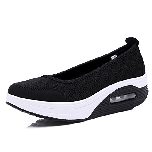 Mesdames clair chaussures occasionnelles/Chaussures hautes/Sneakers mesh respirant B