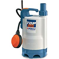 VORTEX Submersible Pump for Very Dirty Water ZXm 1B//40 5M 0,7Hp 240V Pedrollo