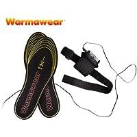 Warmawear Battery Heated Insoles - Shoe Heater / Foot Warmer