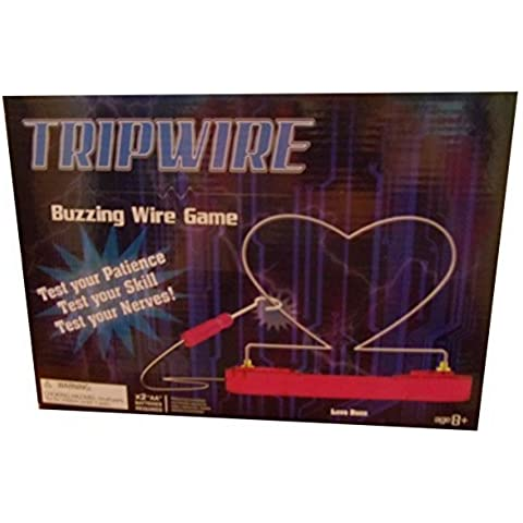 Tripwire Buzzing Wire Game Test Your Nerves