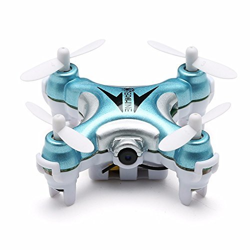 EACHINE E10W Mini Wifi FPV Quadcopter Drone avec HD Caméra 2.4G 4CH...