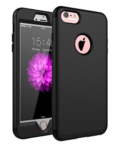 iPhone 6Plus Case, iPhone 6S Plus Fall, skylmw DREI Schicht Heavy Duty High Impact Resistant Hybrid Schutzhülle Case für iPhone 6Plus/6S Plus (nur für 14cm) (6plus Iphone Case Hybrid)