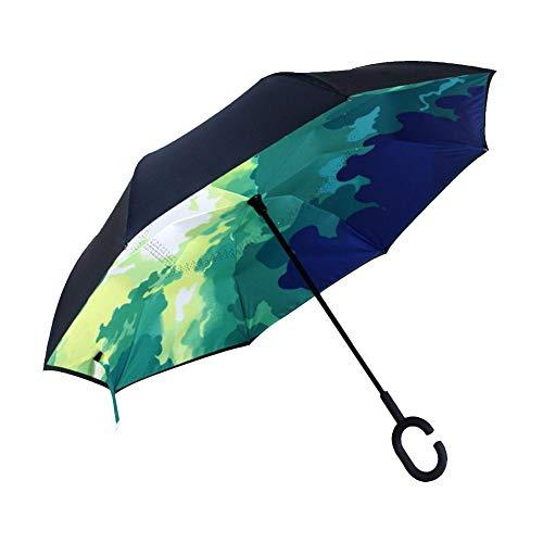 Neckip Paraguas invertido