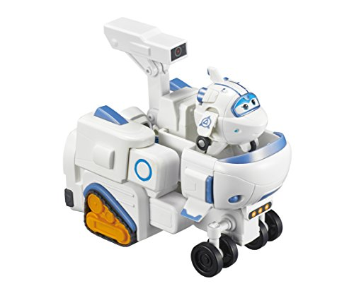 Super Wings - - Astra'S Robo Rover | Transforming Toy Vehicle Set | Includes Transform-A-Bot Astra Figure | 2