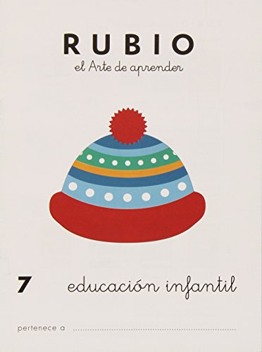 Cuadernos Rubio: Educacion Infantil 7 por Ramón Rubio Silvestre