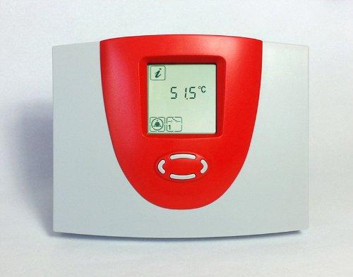 Solarregler Solareg II ENERGY, Solarsteuerung für thermische Solaranlagen