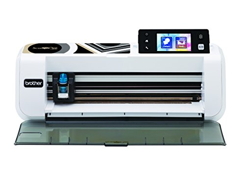 Brother ScanNCut CM260 Hobbyplotter, Cutter Vinyle, Blanc,...