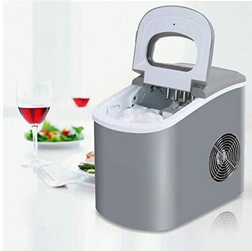 El fabricador de hielo automático portátil 12kgs / 24H, el hielo redondo de la bala del hogar hace...