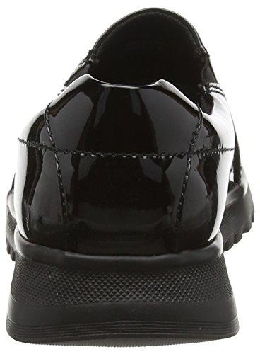 Padders Retreat, Mocassins Femme Noir - Black (60 Black Patent)