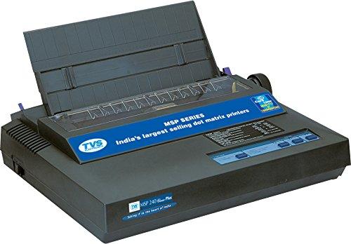 TVS MSP 240 Classic Plus Printer (80 Column)