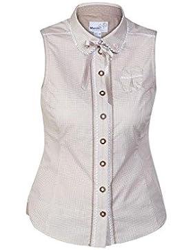 Michaelax-Fashion-Trade Marjo - Damen Trachten Bluse, Marry (932100-020002)