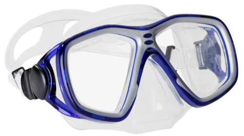 Aqua Lung Tauchmaske La Costa Dive Deluxe - Blue