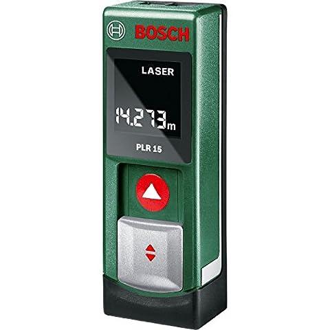 Bosch PLR 15 Digital Laser Measure (Measuring up to 15 m)