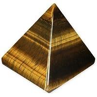 Tiger Eye Pyramid - YTE5 - Large by CrystalAge preisvergleich bei billige-tabletten.eu
