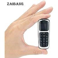 Long CZ V2 3 en 1 El teléfono más pequeño del Mundo Teléfono con Bluetooth Bluetooth