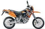 LC4 - SXC/SM / SMC/Duke 620-660 (1998-2007) | Factory DEKOR Decals Aufkleber Graphics