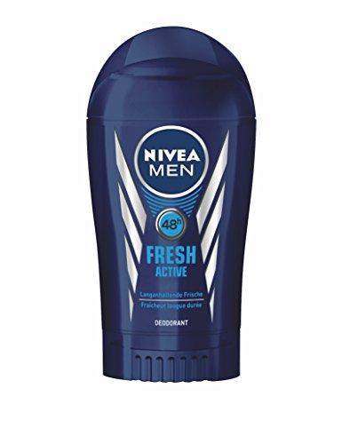 Nivea Men, Deodorante Stick Fresh Active, 2