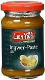 Lien Ying Ingwerpaste, 12er Pack (12 x 110 g)