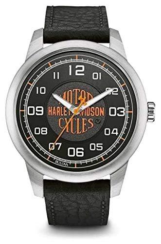 orologio solo tempo uomo Harley Davidson sportivo cod. 76A155