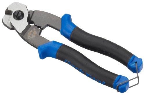 ParkTool CN-10 - Cortador de cables y cable Bowden con funda azul negro Talla:talla única