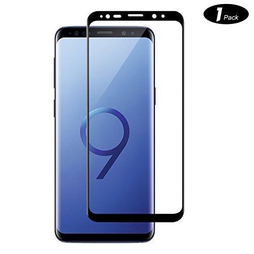 Panzerglas für Samsung Galaxy S9, FayTun Panzerglasfolie für Samsung S9 -9H Härte-Anti-Kratzen,Öl,Bläschen,Fingerabdruck-Displayschutzfolie Schutzfolie für Samsung Galaxy S9