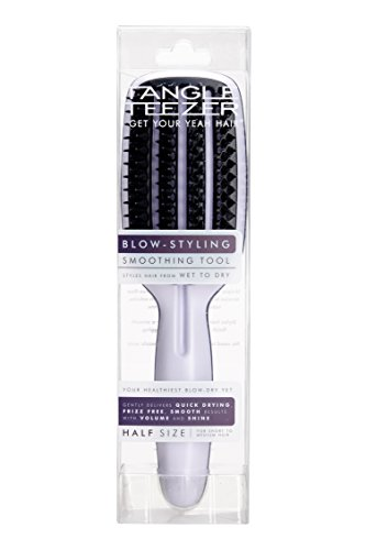 Tangle Teezer, Spazzola piatta Blow-Styling, media