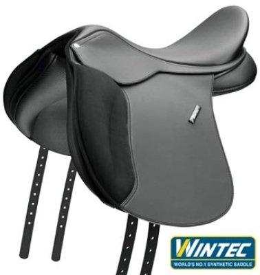 Wintec Wide All Zweck Sattel–16,5–Braun