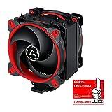 ARCTIC Freezer 34 eSports DUO - Dissipatore di processore semi-passivo con 2 ventole da PWM 120 mm per Intel 115X/2011-3/2066,AMD/AM4, Dissipatore per CPU con raffreddamento fino a 210 W - Rosso