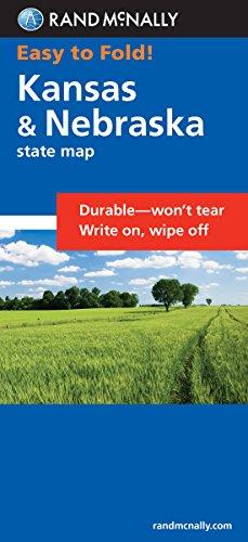 Kansas /Nebraska, KS /NE (Easyfinder Maps)