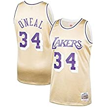 Mitchell & Ness NBA Los Angeles Lakers Shaquille ONeal 1996-97 Swingman Jersey