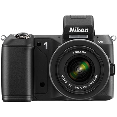 Nikon 1 V2 - Cámara EVIL de 14.2 Mp (pantalla de 3