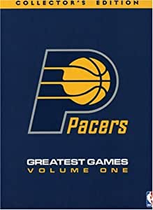 Nba Indiana Pacers Greatest Game Collection 1 [DVD] [Region 1] [US Import] [NTSC]