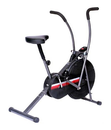 Cosco CEB-604 A Air Exercise Cycle with Movable Handle Bar and Meter Display  available at amazon for Rs.12567