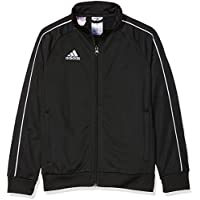adidas Children's Core 18 Polyester Tracksuit Jacket