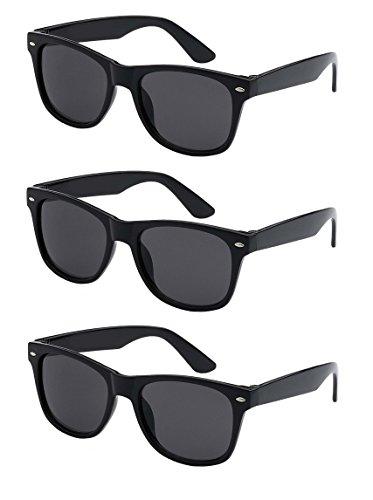 Nerd Sonnenbrille im Wayfarer St...