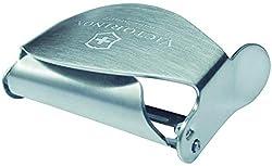 Victorinox Sparschäler, aus Edelstahl, Rostfrei, Korrosionsbeständig, Spülmaschinengeeignet, Stahl