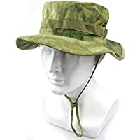 Worldshopping4U Airsoft táctico militar al aire libre pesca caza Boonie sombrero ciclismo Cap, ATFG