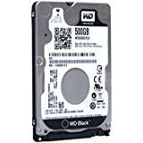Western Digital Black 500GB - internal hard drives (0 - 60 °C, -40 - 65 °C, Serial ATA III, HDD)
