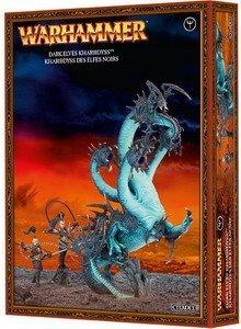 Dark Elves Kharibdyss / War Hydra by Warhammer Fantasy - Dark Elves