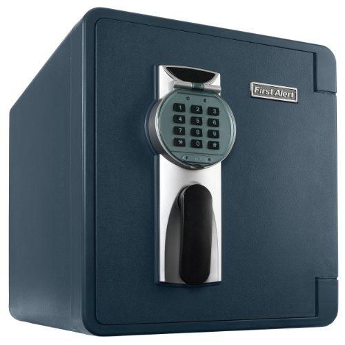 First Alert 2087DFE - Tresor Safe Dokumentenbox - 26,6 Liter...