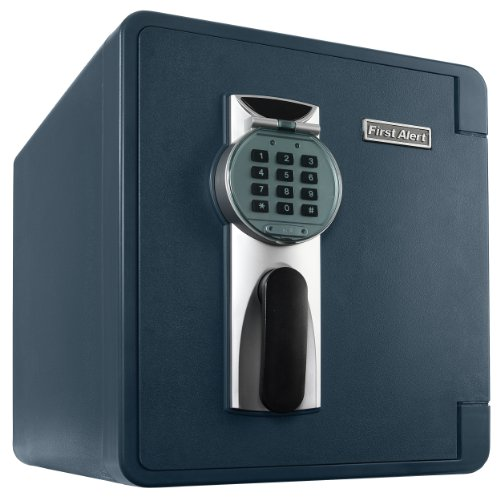 First Alert 2087DFE - Tresor Safe Dokumentenbox - 26,6 Liter Tresor Safe