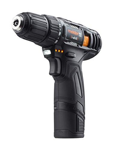 Meister Akkubohrschrauber i-drill 2.0, 12 V, MAS12ib 2.0, 5450520