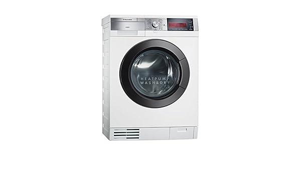 Electrolux wtsl e waschmaschine für trockner freistehend weiß
