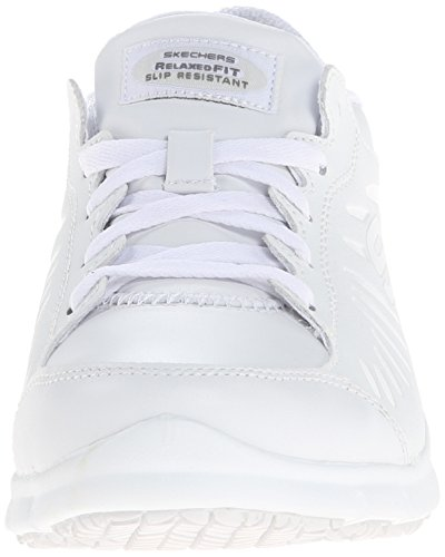 Chaussures Skechers For Work 76551 Eldred travail white