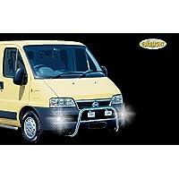 Veicolo Specifico LED della luce di marcia diurna Set di Fiat Ducato (2003–2006) con funzione dimmer con ECE & RL–TÜV registrazione libero