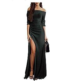 fa36765e1368 Suchergebnis auf Amazon.de für: geschlitzt - Kleider / Damen: Bekleidung
