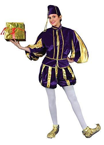 (Chiber - Damen Elfen Kostüm, Luxe)