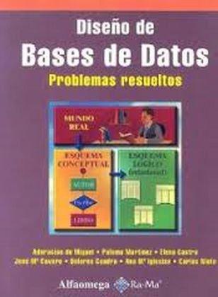 Diseño de Bases de Datos: Problemas resueltos.
