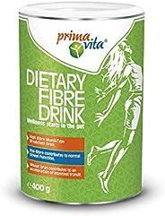 Primavita - Bevanda con fibre per la salute dell'intestino, 400 g, 16 porz